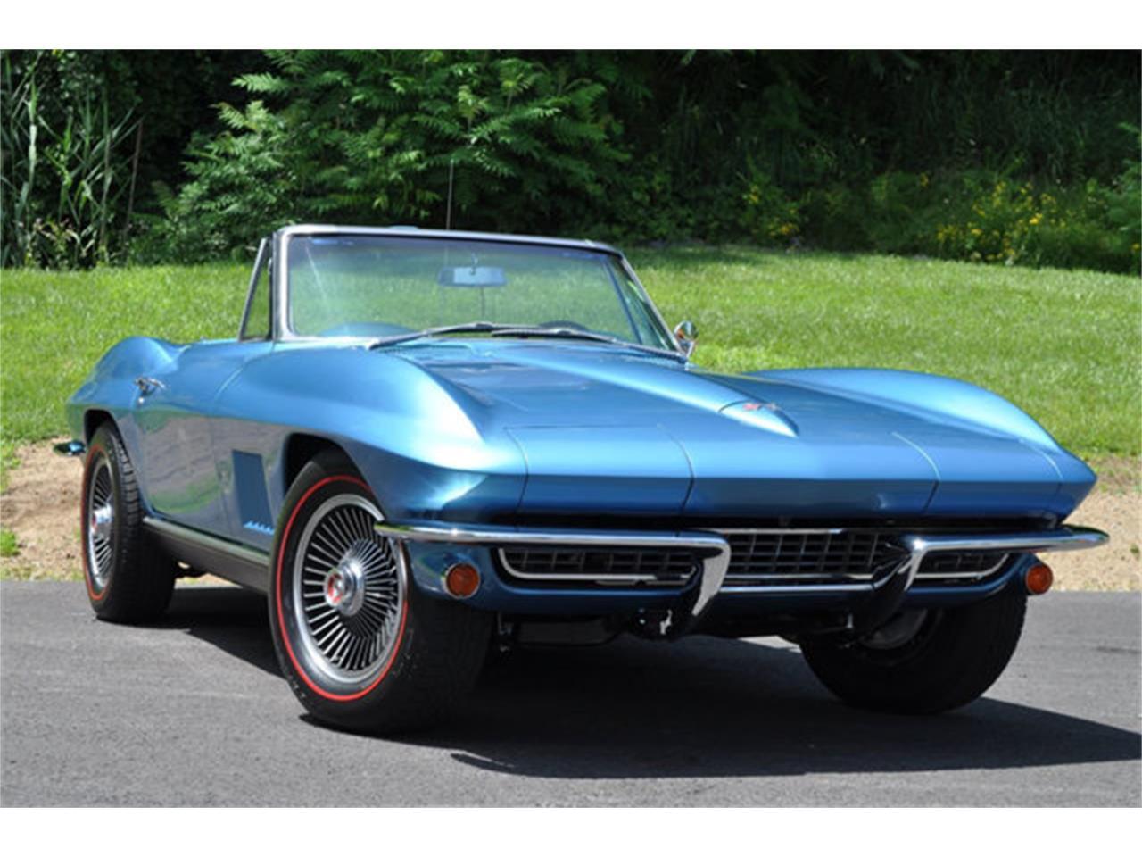 Large Picture of '67 Corvette - QDN9