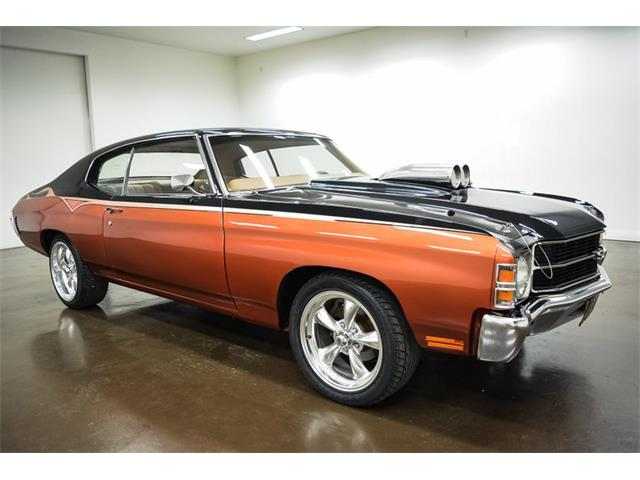 Picture of 1971 Chevrolet Chevelle located in Sherman Texas Offered by  - QISI