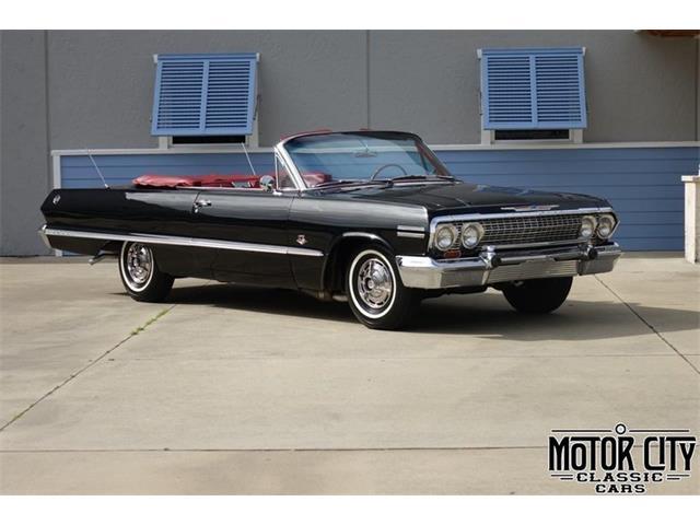 1963 Chevrolet Impala for Sale on ClassicCars com on ClassicCars com