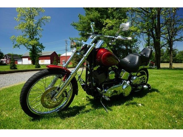 Picture of '08 Softail - QIT7