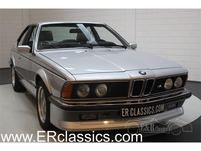 Picture of '84 M635 CSi - QIT9