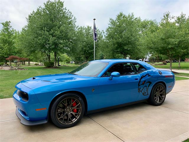 Picture of 2015 Dodge Challenger located in Ohio - QITB