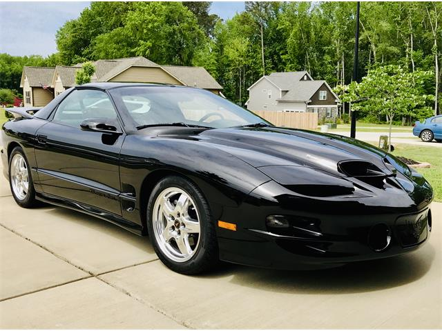 Picture of '02 Firebird Trans Am WS6 - QITM