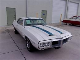 Picture of 1969 Firebird Trans Am located in Stuart Florida - $135,000.00 Offered by Pirate Motorcars of Treasure Coast LLC - QIU7