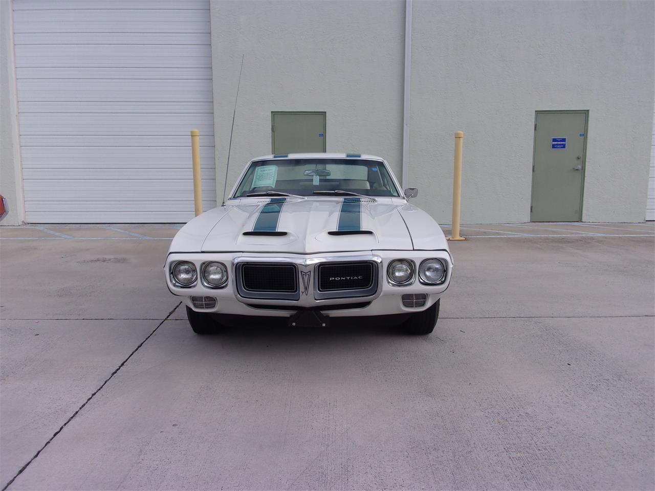 Large Picture of '69 Firebird Trans Am located in Florida - $135,000.00 Offered by Pirate Motorcars of Treasure Coast LLC - QIU7