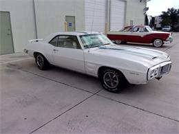 Picture of '69 Firebird Trans Am located in Stuart Florida Offered by Pirate Motorcars of Treasure Coast LLC - QIU7