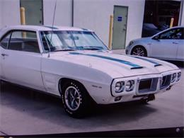 Picture of Classic 1969 Firebird Trans Am Offered by Pirate Motorcars of Treasure Coast LLC - QIU7