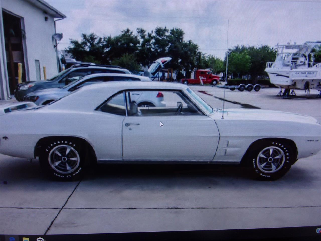 Large Picture of Classic 1969 Pontiac Firebird Trans Am located in Stuart Florida Offered by Pirate Motorcars of Treasure Coast LLC - QIU7
