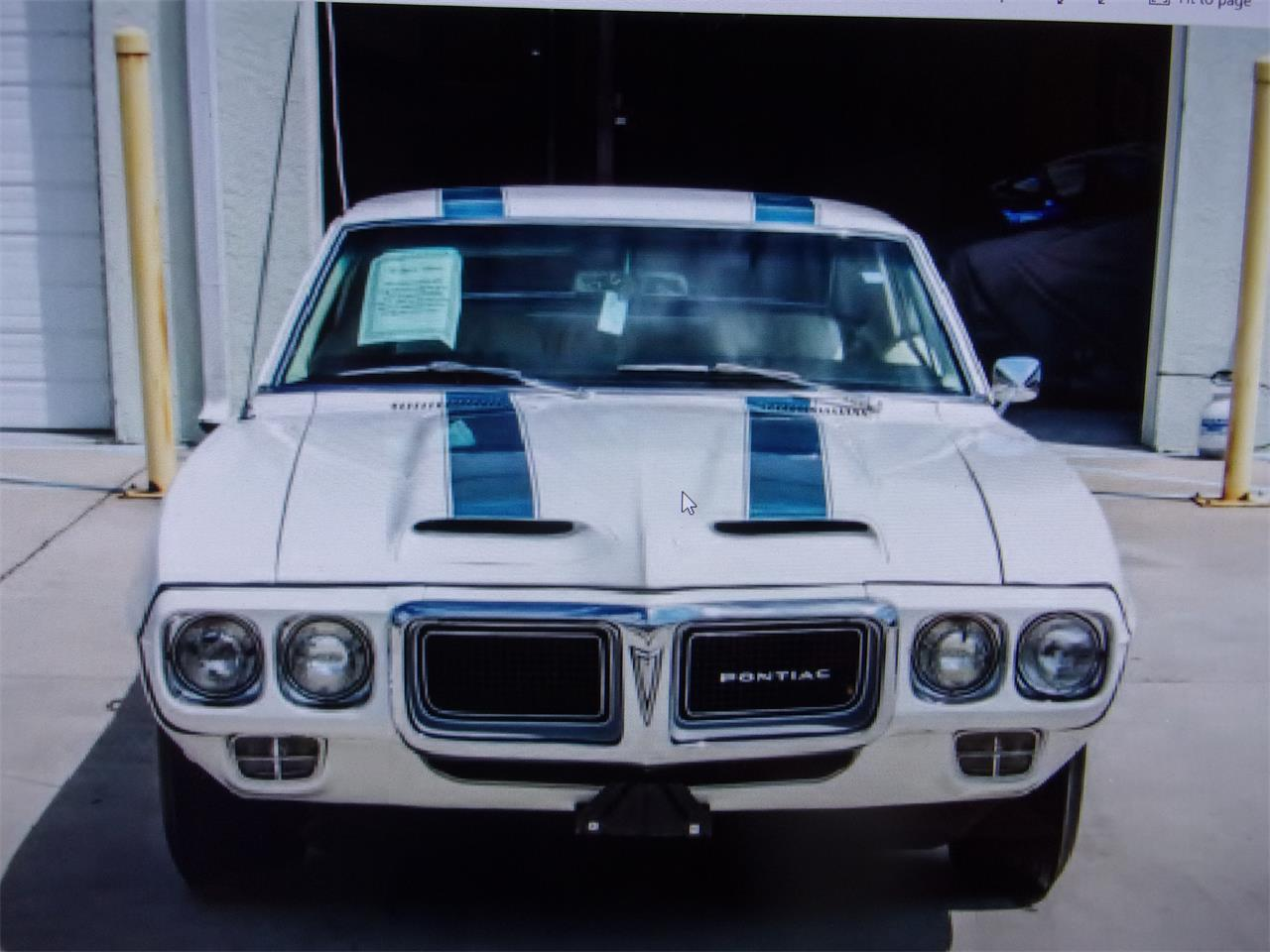 Large Picture of 1969 Pontiac Firebird Trans Am located in Stuart Florida Offered by Pirate Motorcars of Treasure Coast LLC - QIU7
