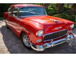 Picture of Classic '55 Chevrolet Bel Air located in California - $47,500.00 - QIUE