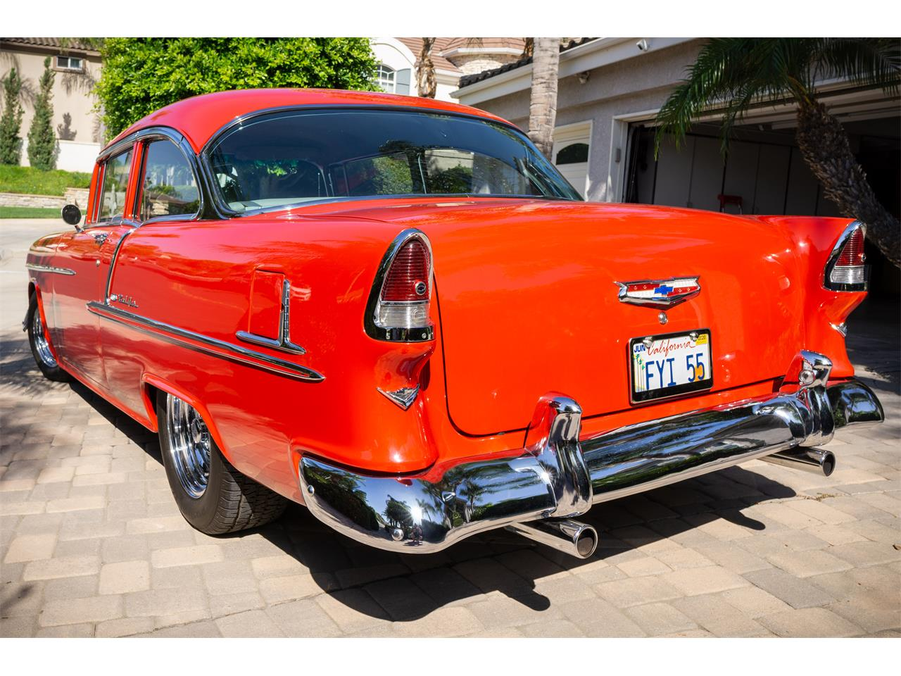 Large Picture of 1955 Chevrolet Bel Air - $47,500.00 Offered by a Private Seller - QIUE