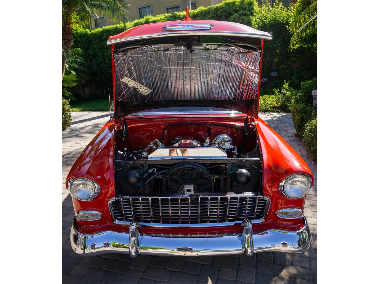 Large Picture of Classic '55 Chevrolet Bel Air - $47,500.00 Offered by a Private Seller - QIUE