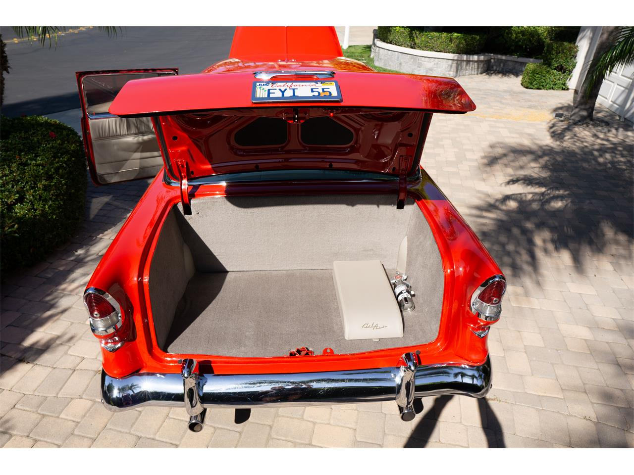 Large Picture of Classic '55 Bel Air located in California - $47,500.00 Offered by a Private Seller - QIUE