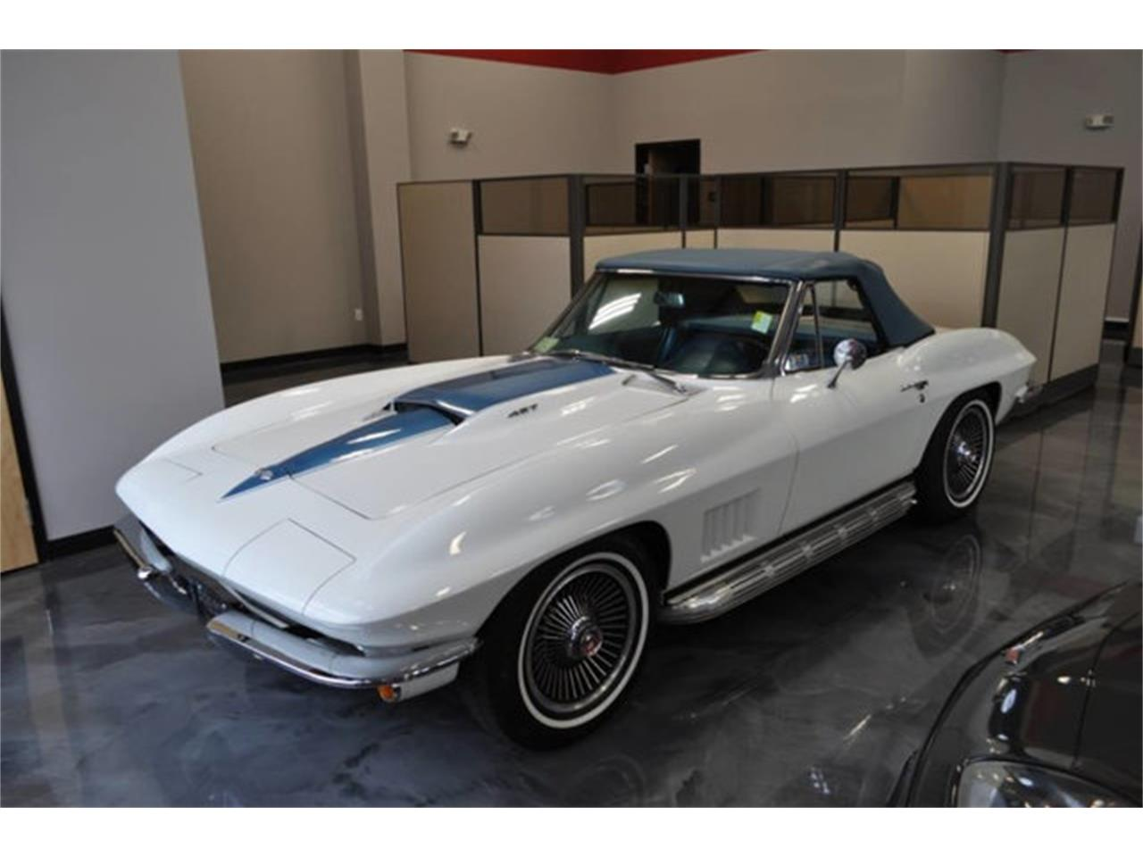 Large Picture of '67 Corvette - QDNG