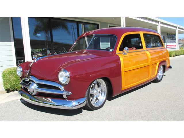 Picture of '49 Ford Woody Wagon Offered by  - QIUH