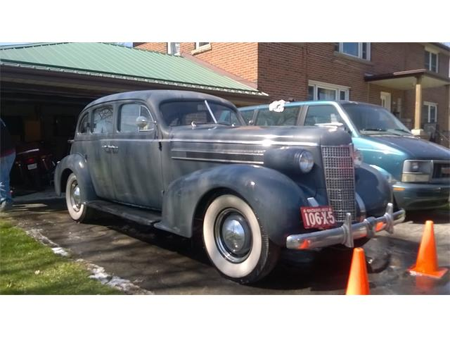 Picture of Classic 1937 Oldsmobile 88 located in Hamilton Ontario Offered by a Private Seller - QIUN
