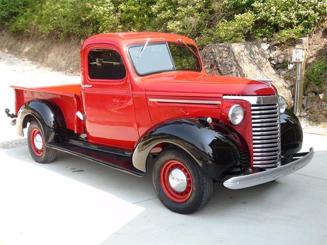 Picture of '40 Pickup - QIUS