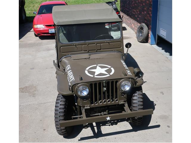 Picture of 1947 Willys M38A1 located in Washington - QD4R