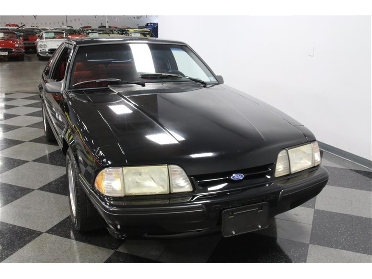 Large Picture of '90 Mustang - QIV3