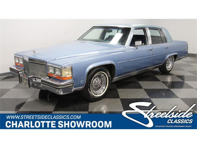 Picture of '88 Brougham - QIV5