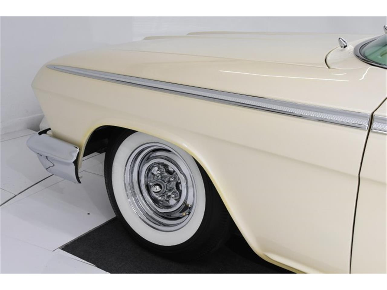 Large Picture of '62 Impala located in Volo Illinois - $51,998.00 Offered by Volo Auto Museum - QIVA