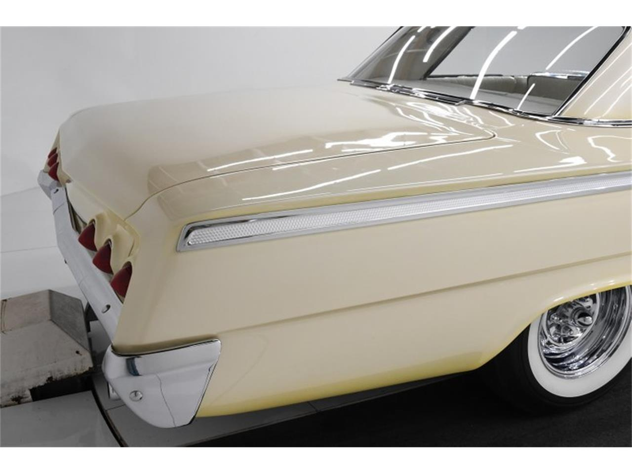 Large Picture of 1962 Chevrolet Impala located in Volo Illinois - $51,998.00 Offered by Volo Auto Museum - QIVA