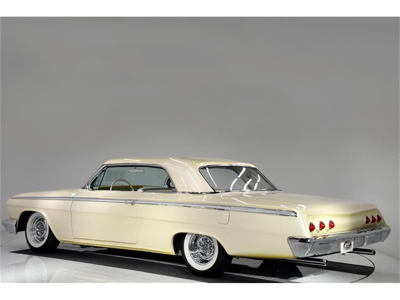 Large Picture of Classic '62 Impala located in Volo Illinois - $51,998.00 Offered by Volo Auto Museum - QIVA