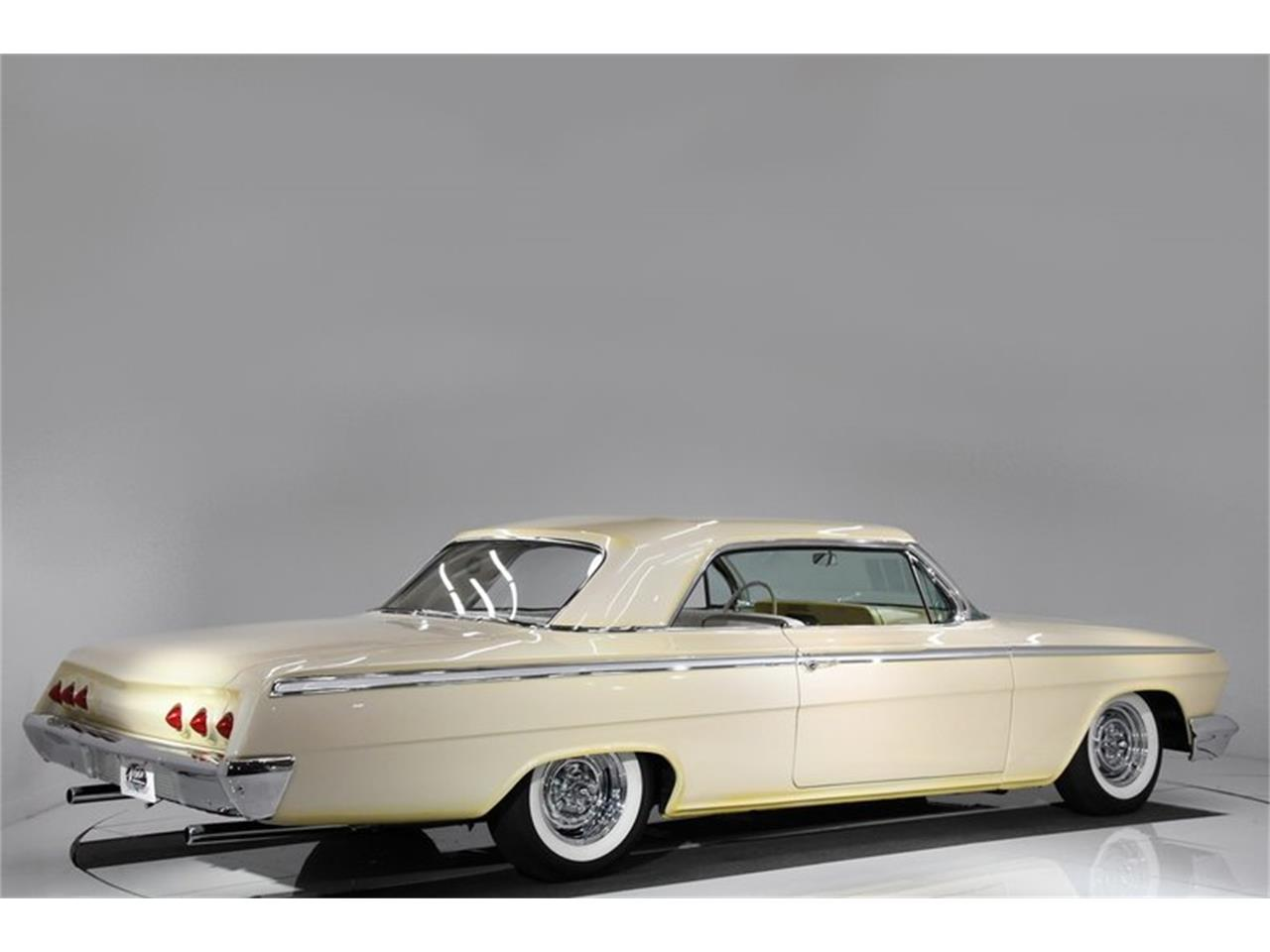 Large Picture of 1962 Impala located in Volo Illinois Offered by Volo Auto Museum - QIVA