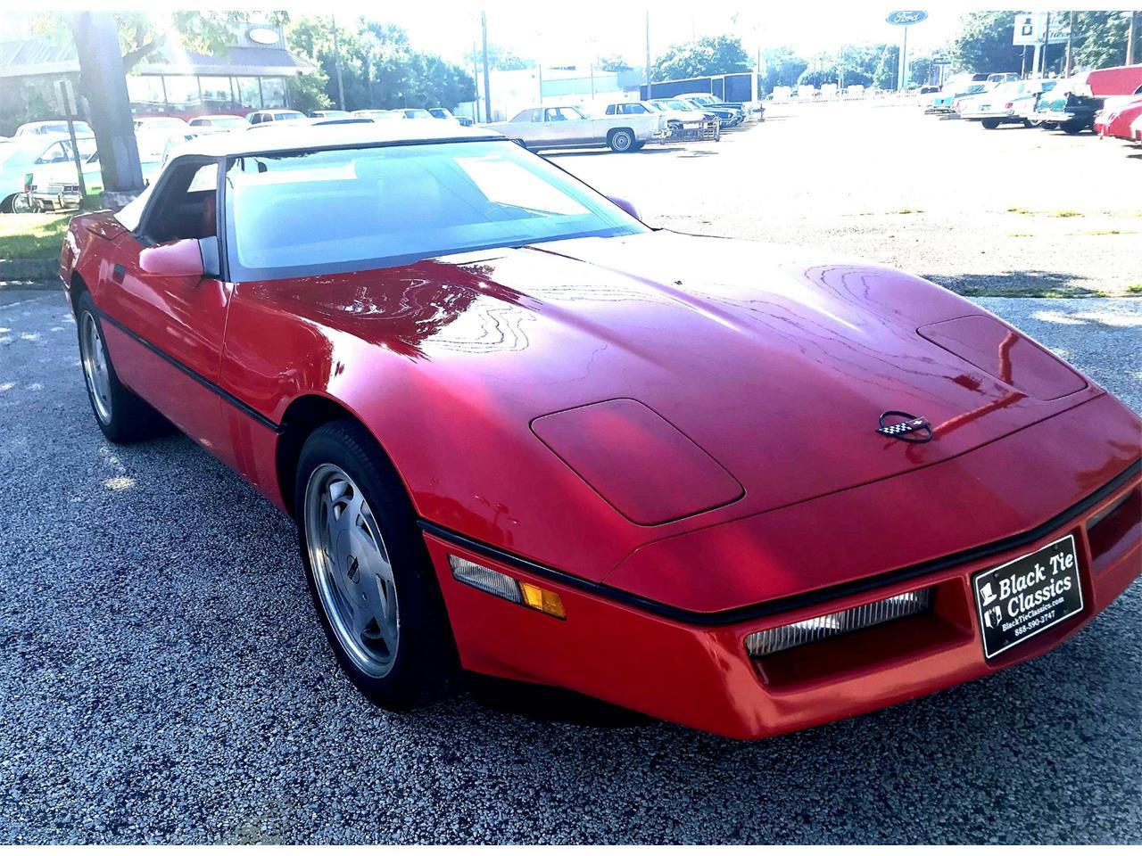 Large Picture of '88 Corvette - QIVE