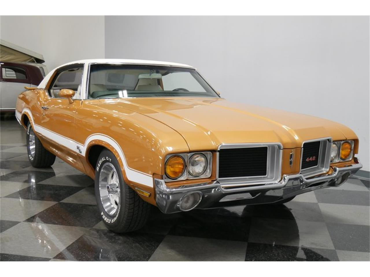Large Picture of Classic 1972 Oldsmobile Cutlass located in Lavergne Tennessee - QIVH