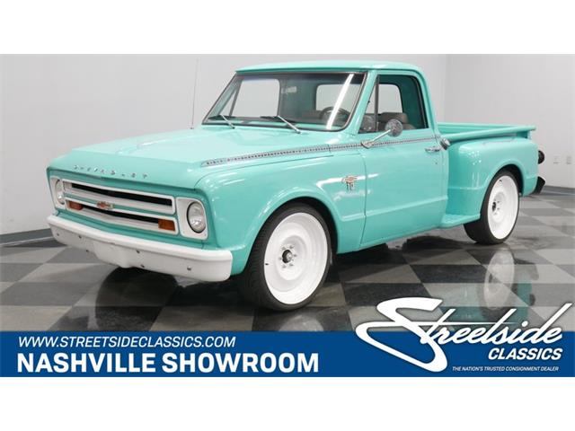 Picture of '67 Chevrolet C10 located in Lavergne Tennessee - $29,995.00 Offered by  - QIVI