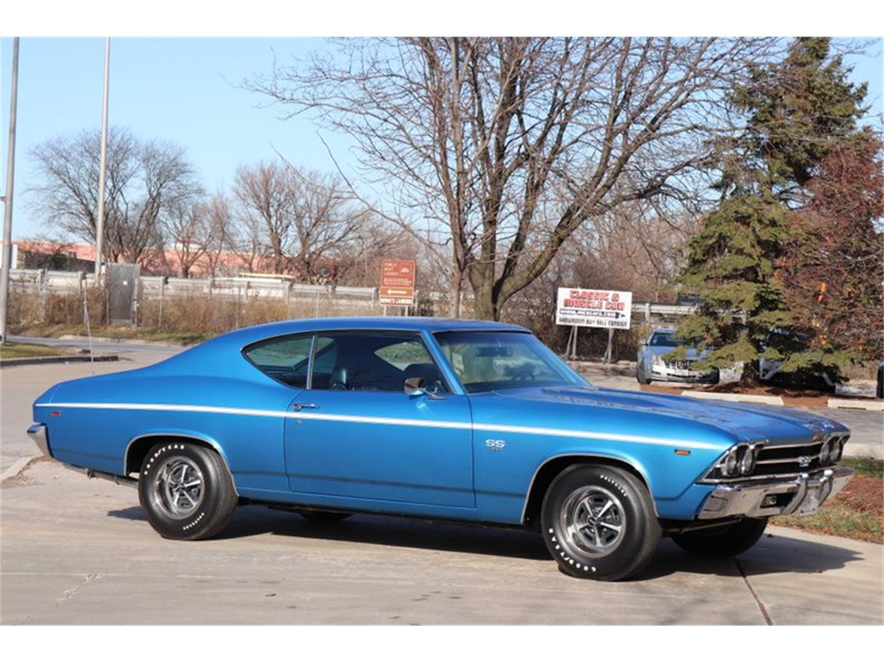Large Picture of '69 Chevelle - QIVM