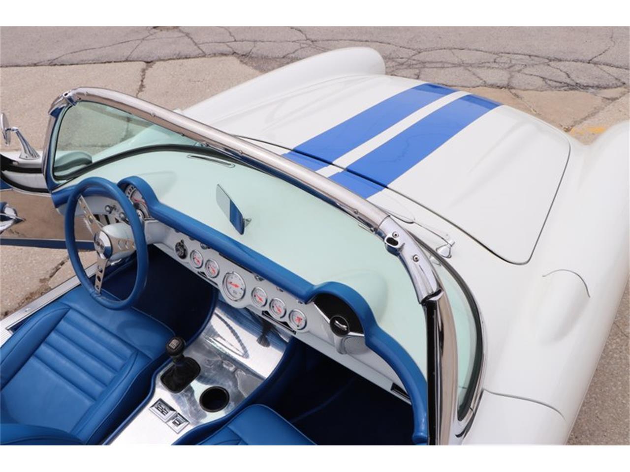 Large Picture of '57 Corvette - QIVO