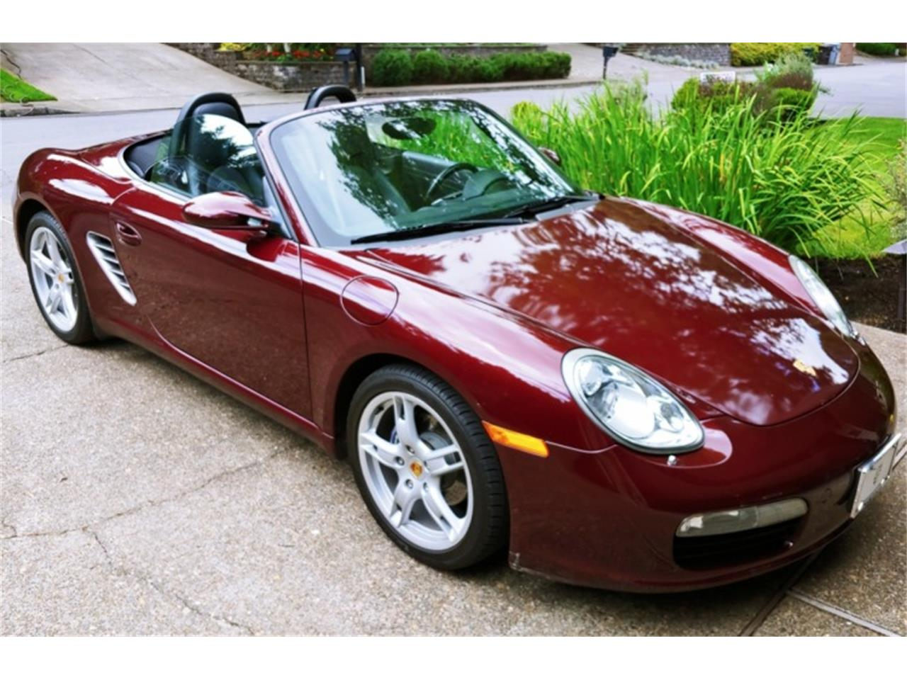 Large Picture of '06 Boxster - QIW1