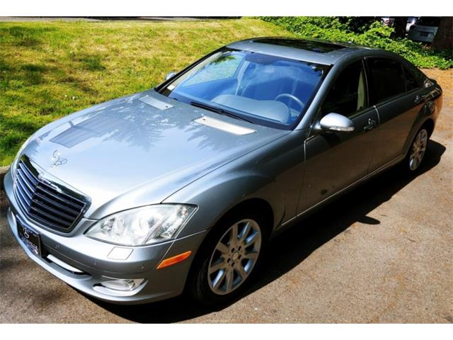 Picture of '08 S550 - QIW3