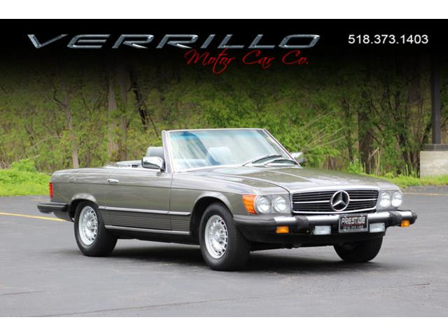 Picture of 1983 Mercedes-Benz 380 located in Clifton Park New York - $24,999.00 - QDNN
