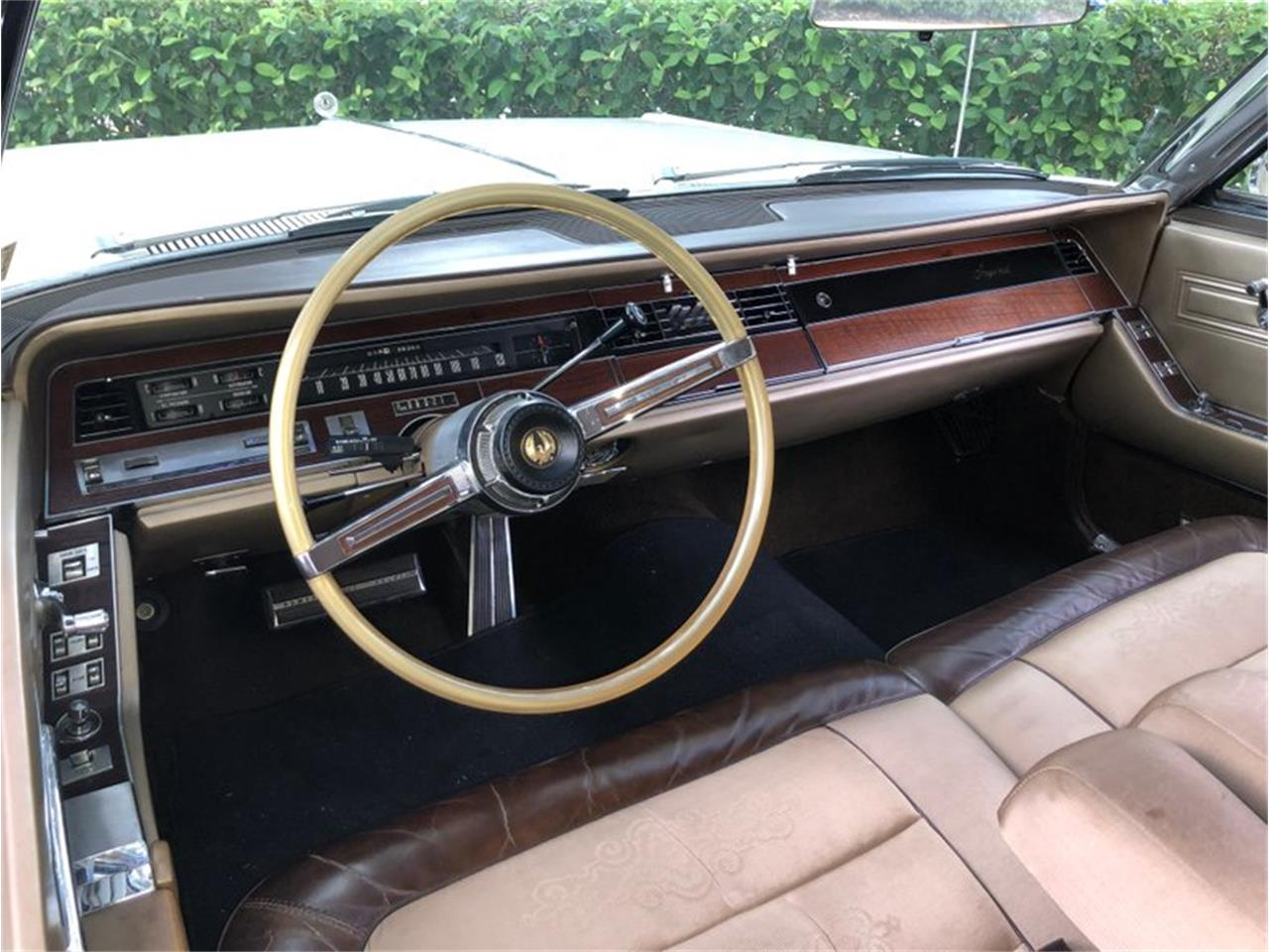 Large Picture of Classic 1967 Chrysler Imperial - $11,900.00 - QIWP