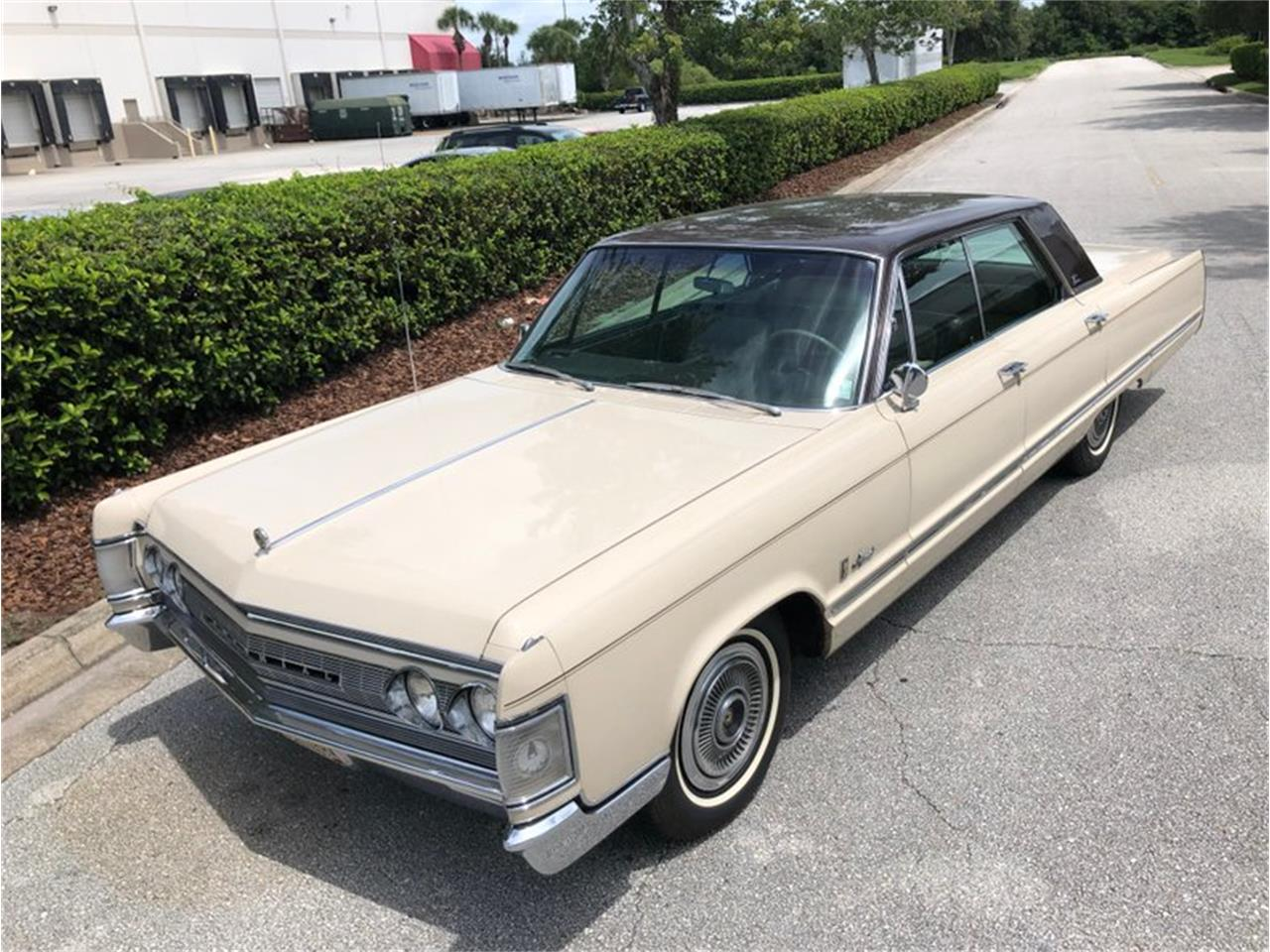 Large Picture of Classic 1967 Chrysler Imperial located in Florida - QIWP