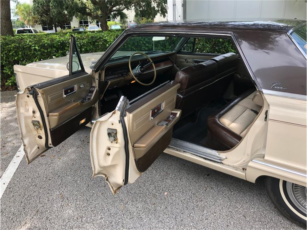 Large Picture of '67 Chrysler Imperial located in Orlando Florida - QIWP