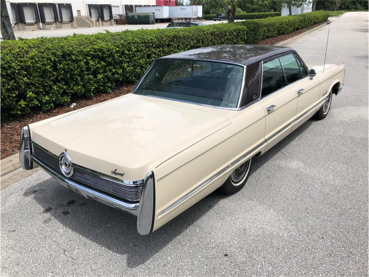 Large Picture of Classic 1967 Imperial - $11,900.00 Offered by Orlando Classic Cars - QIWP