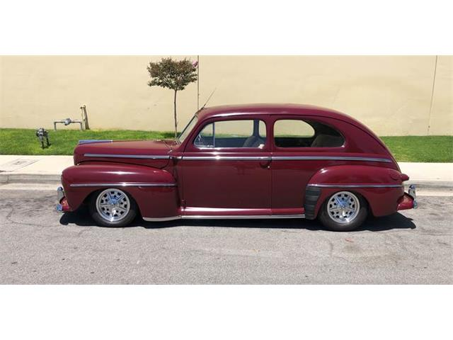 Picture of Classic 1947 Ford Tudor Auction Vehicle - QIWR