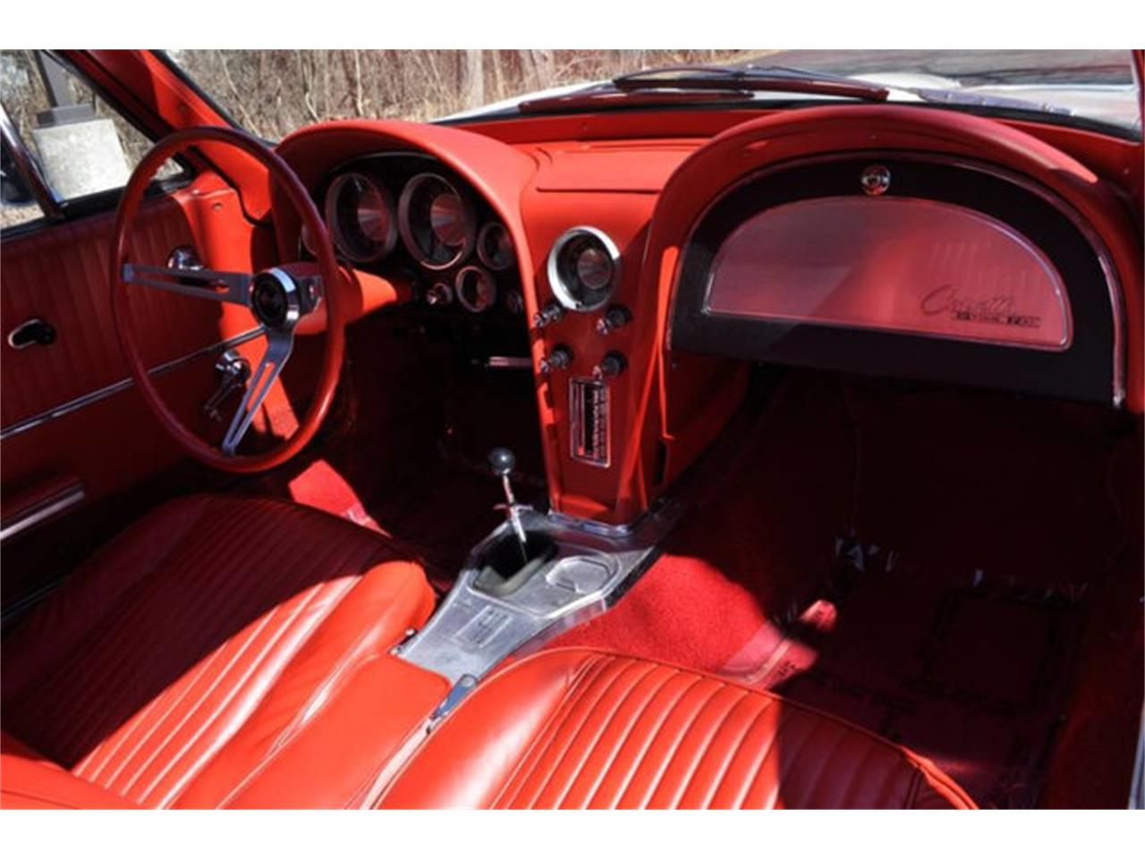 Large Picture of Classic 1963 Chevrolet Corvette Offered by Prestige Motor Car Co. - QDNP