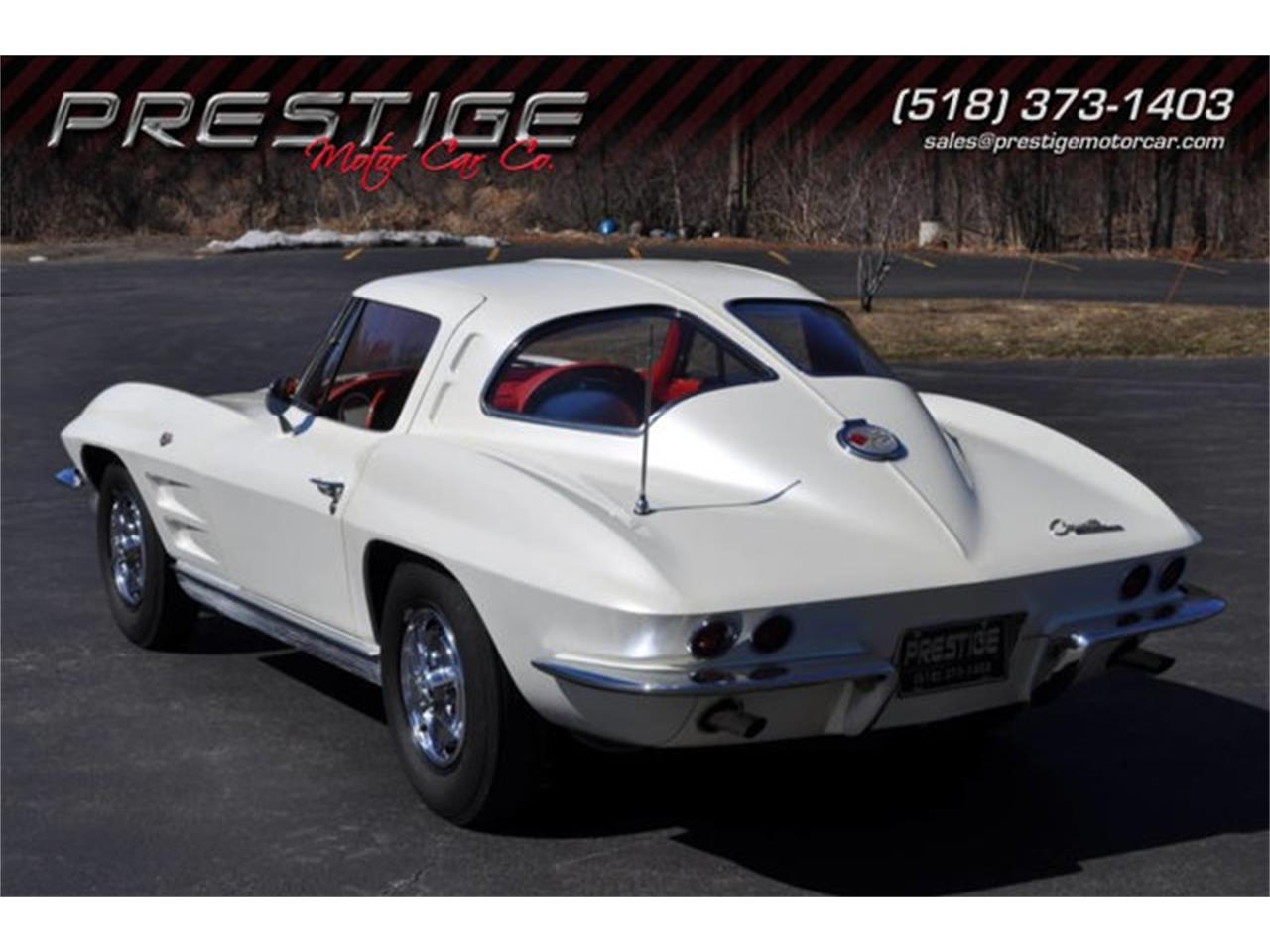 Large Picture of 1963 Chevrolet Corvette Offered by Prestige Motor Car Co. - QDNP