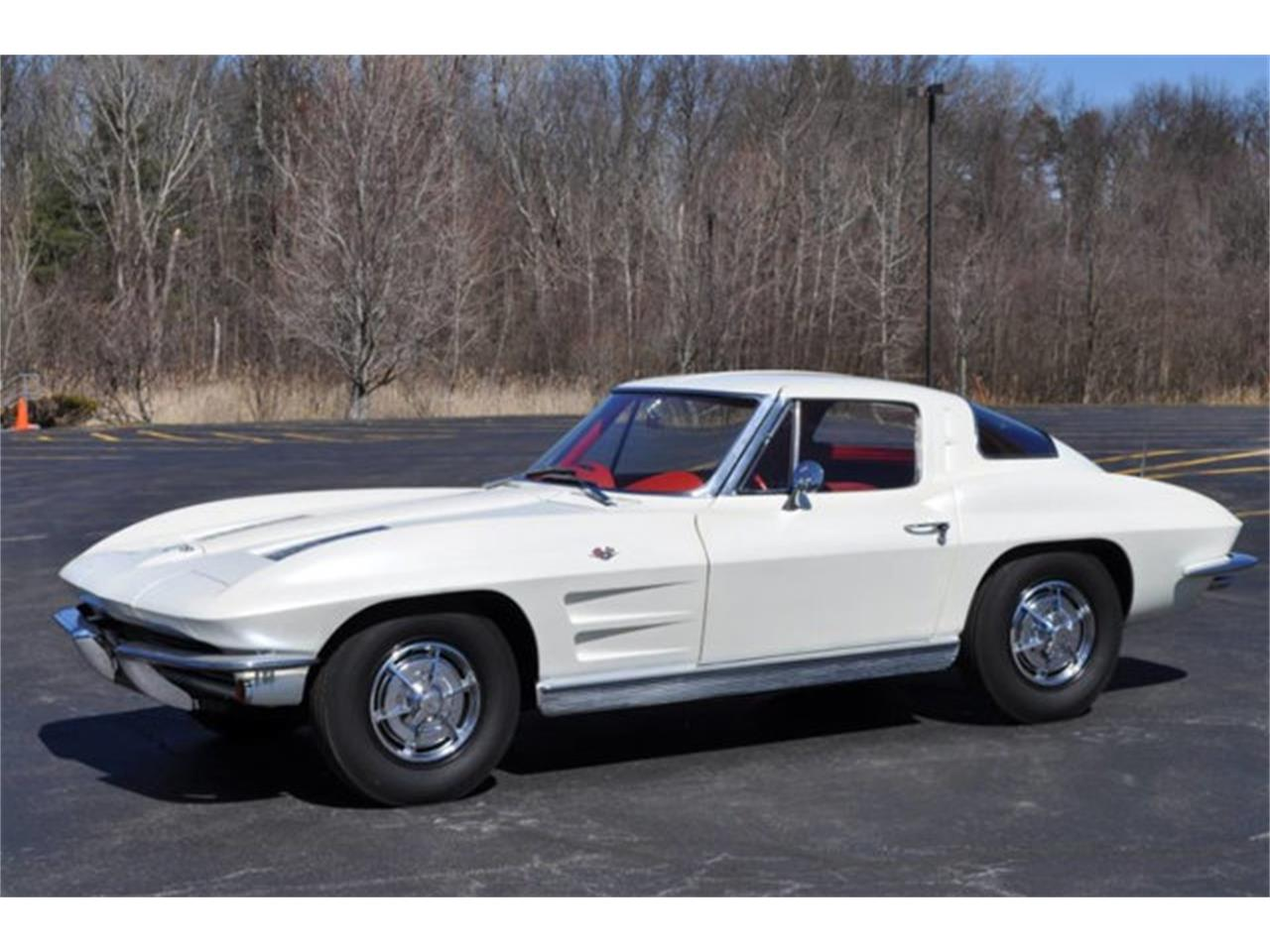 Large Picture of Classic '63 Chevrolet Corvette Offered by Prestige Motor Car Co. - QDNP