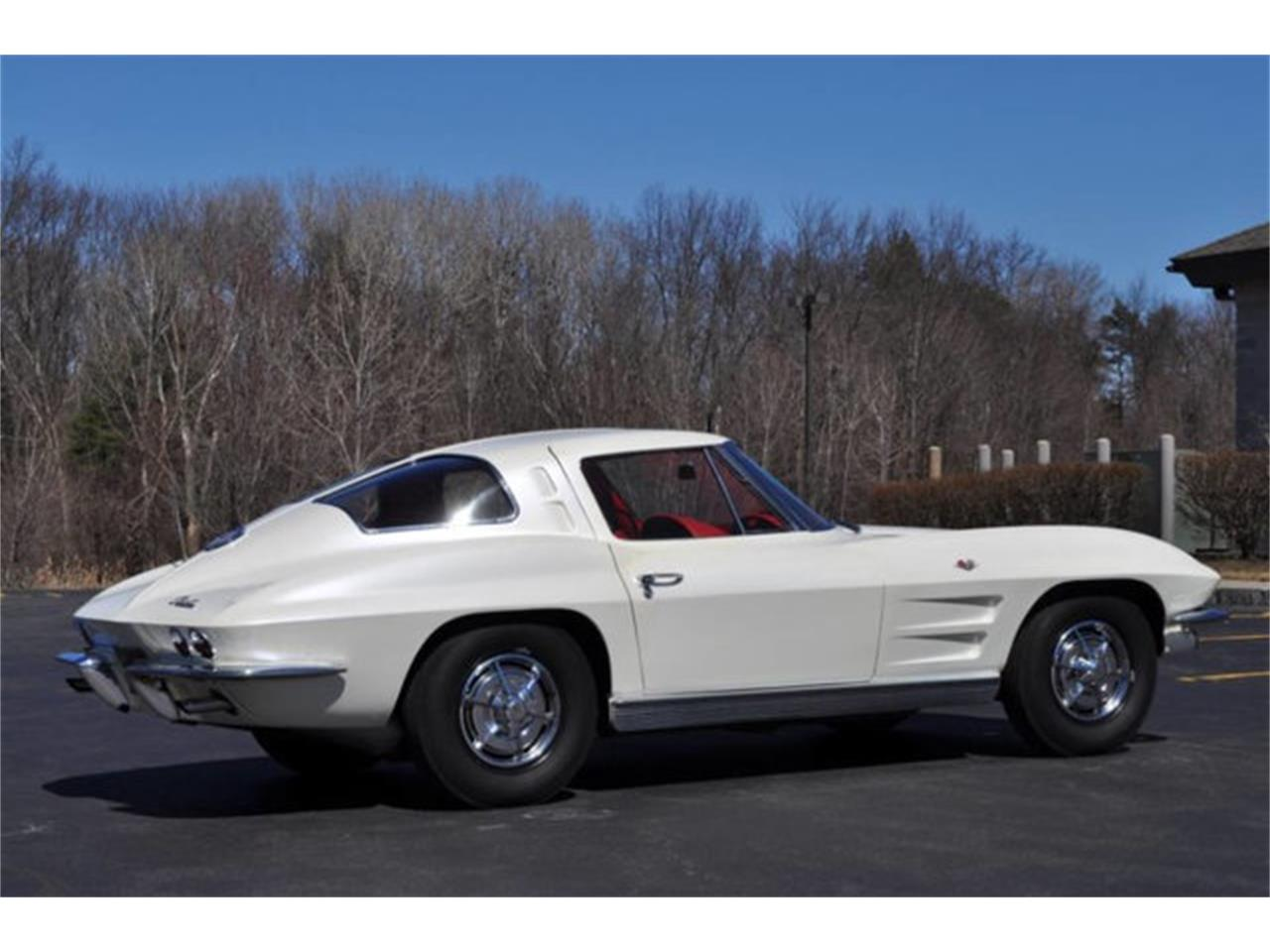 Large Picture of '63 Chevrolet Corvette - QDNP