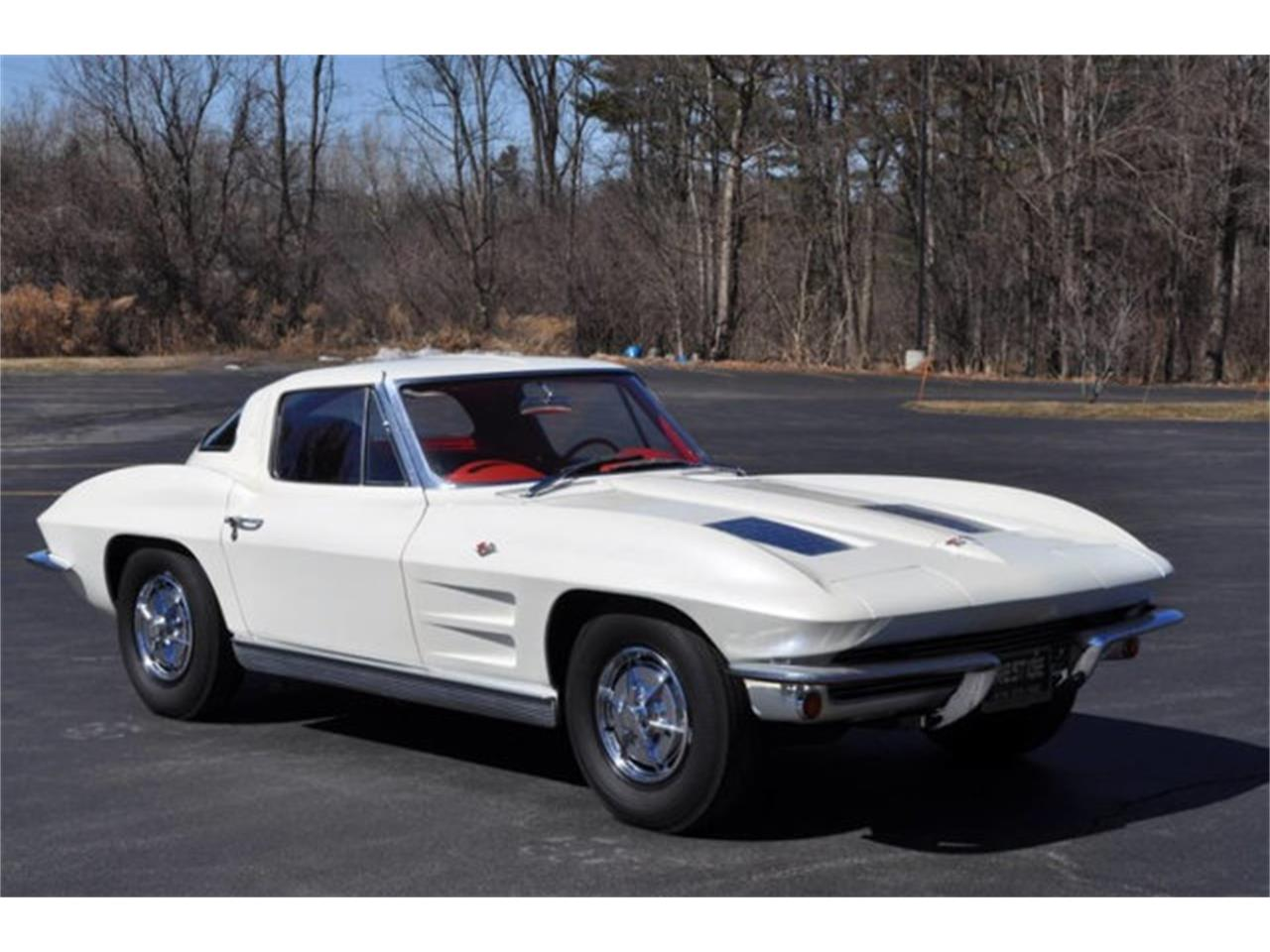 Large Picture of 1963 Chevrolet Corvette - QDNP
