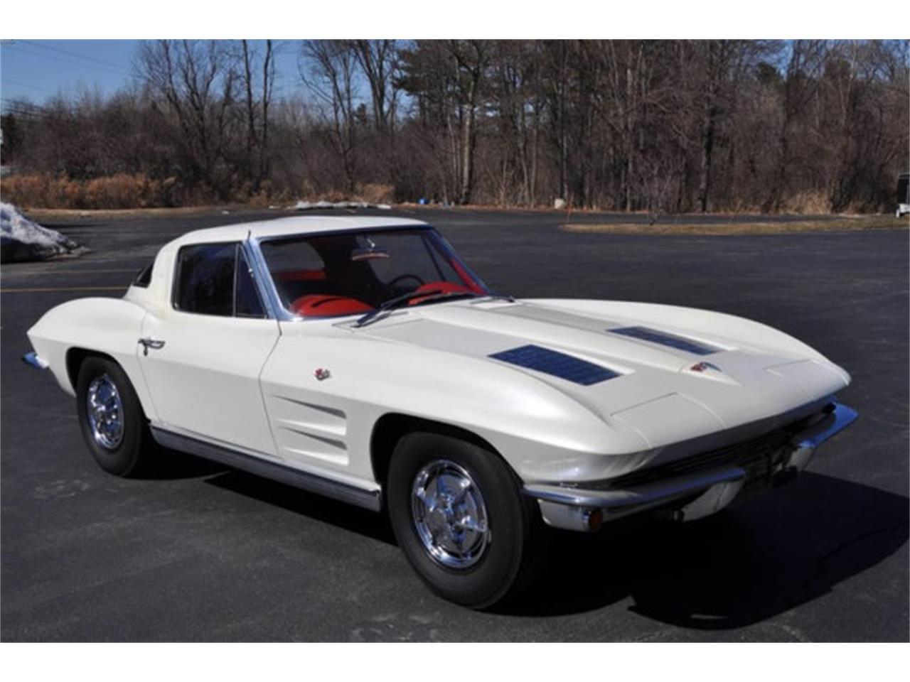 Large Picture of '63 Corvette Offered by Prestige Motor Car Co. - QDNP