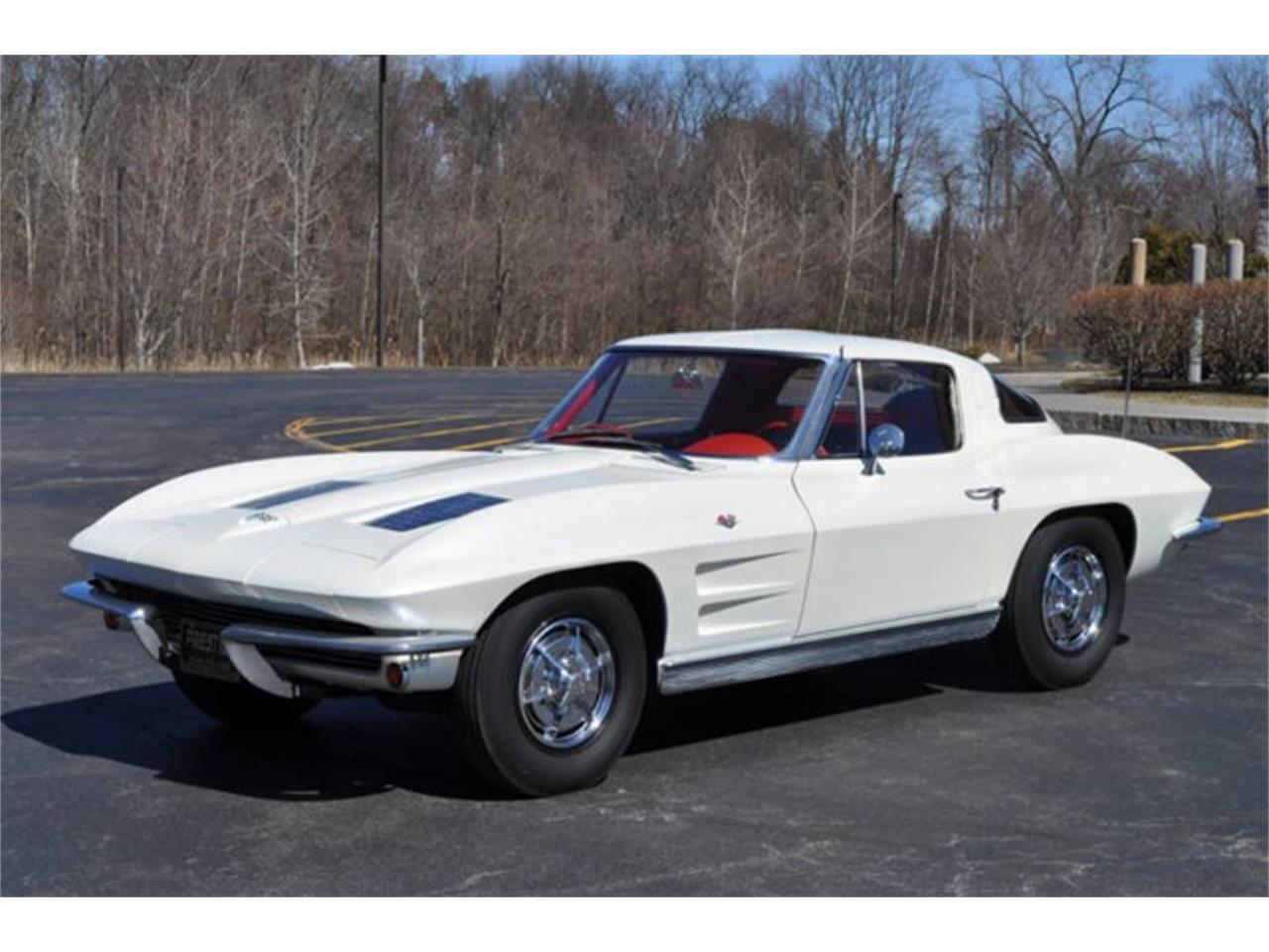 Large Picture of Classic '63 Chevrolet Corvette located in Clifton Park New York - $139,000.00 Offered by Prestige Motor Car Co. - QDNP