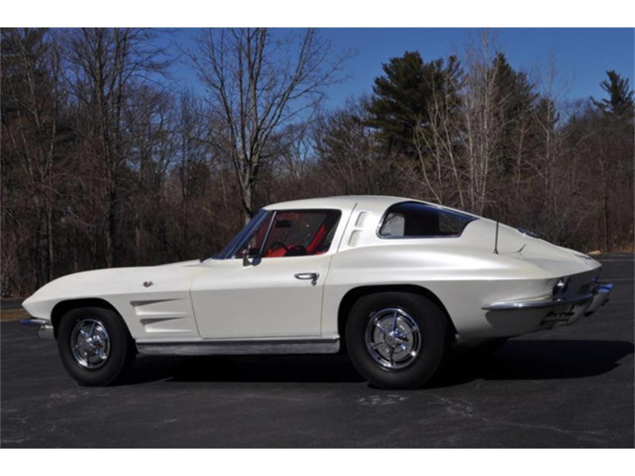 Large Picture of Classic '63 Corvette located in New York - $139,000.00 Offered by Prestige Motor Car Co. - QDNP
