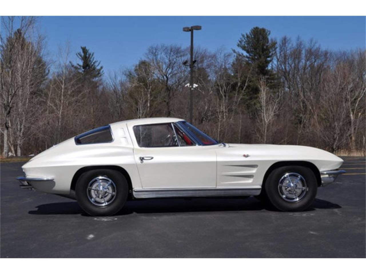 Large Picture of Classic '63 Chevrolet Corvette - QDNP